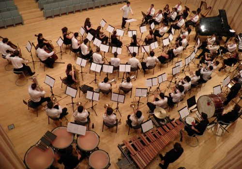 Concertos da Orquestra de Sopros da ESML | Sopros e vozes