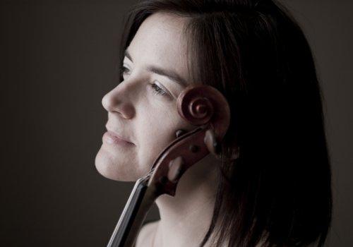 Raquel Cravino, aluna de Mestrado em Violino Barroco da ESML, seleccionada para a Juilliard Piccola Accademia 2019