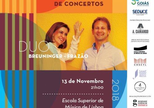 Concerto | DUO Breuninger-Frazão
