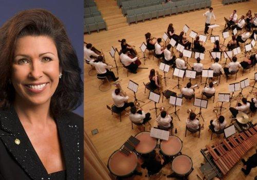 Concerto da Orquestra de Sopros da ESML   Tributo L. Bernstein e David Maslanka