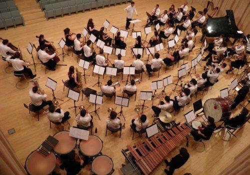 Concertos da Orquestra de Sopros da ESML | 'Canzona'