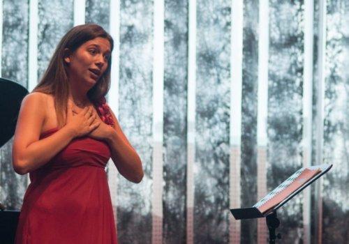 Rafaela Albuquerque admitida no Teatro dell'Opera di Roma