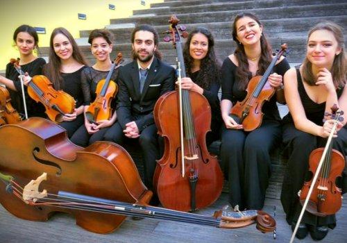 Concertos da Orquestra de Reportório da ESML | V Festival de Cordas