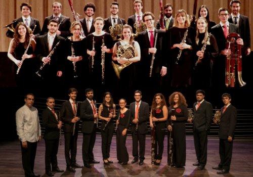 Concerto | Camerata de Sopros Silva Dionísio + OpuSpiritum Ensemble