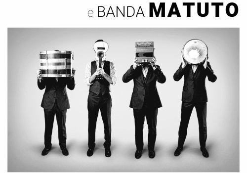 Masterclass com a banda Matuto: 'Forró & Bluegrass'