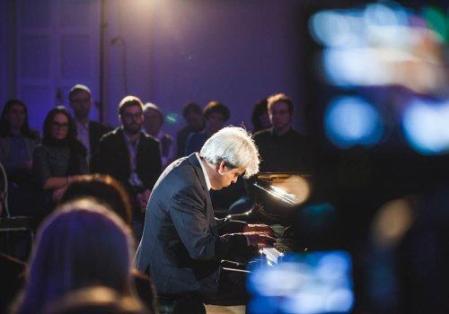 Concerto de Piano Solo por Iñaki Sandoval