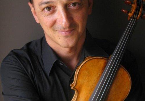 Masterclass de Violino por Massimo Spadano