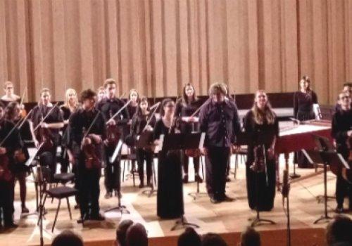 Concerto da Camerata Gareguin Aroutiounian | V Festival de Cordas