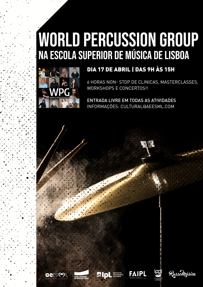 World Percussion Group na ESML